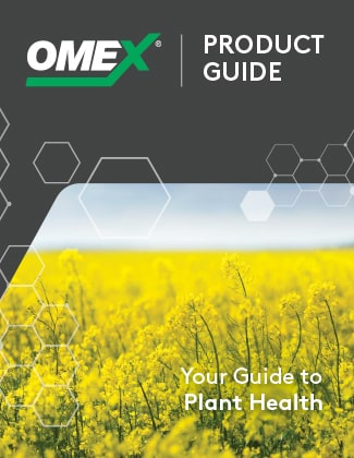 2020 OMEX Product Guide cover